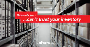 Inventory Problems: Why Can't I Trust My Inventory?